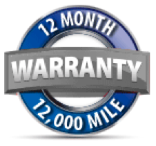 Stu's 12 month warranty