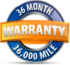 Stu's 36 Month Warranty