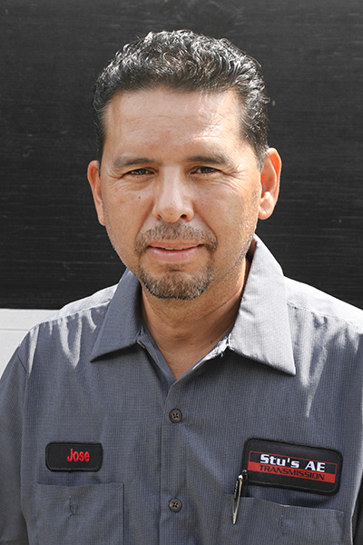 Jose Mechanic Manager at Stu's