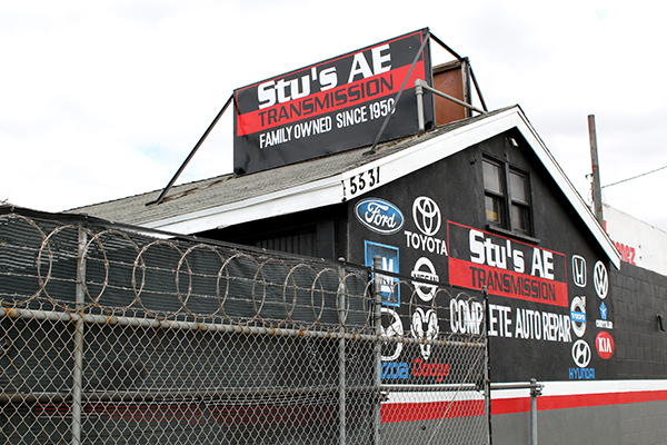 Stu's AE Transmission - Complete Auto Repair Long Beach