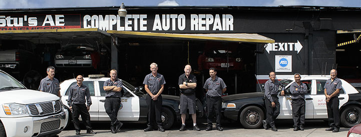 Long Beach Auto Repair Shop