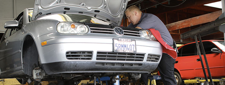 Engine Repair Long Beach