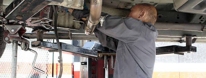 Axel and chassis repair long beach